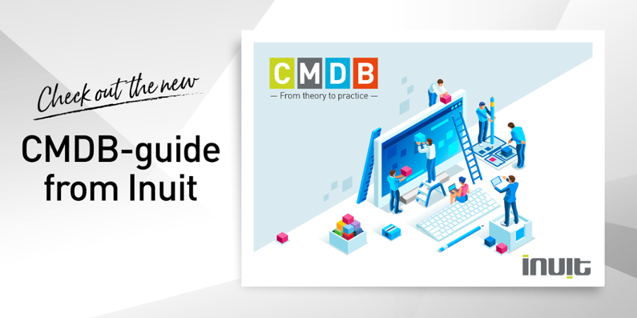 CMDB guide  from theory to practice.