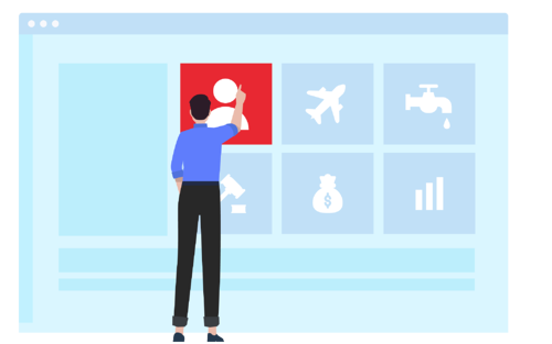 single-enterprise-service-portal