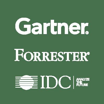 gartner-forrester-idc