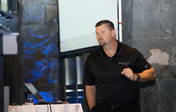 Derek Melber, Microsoft MVP och Technical Evangelist på ManageEngine