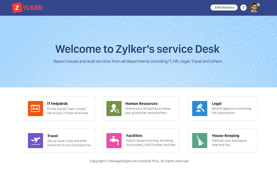 Service Desk Plus