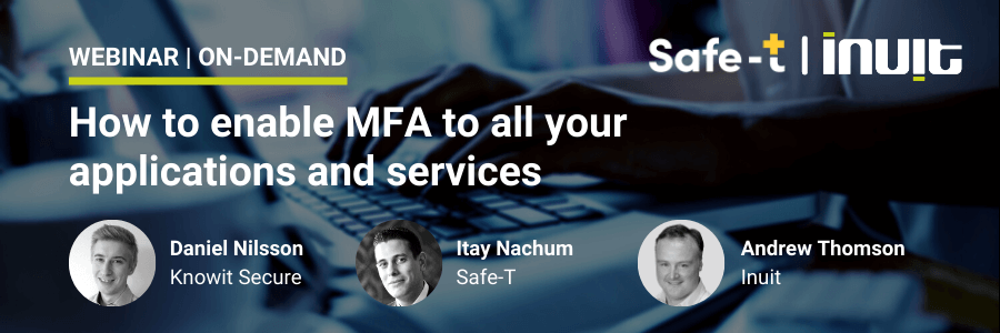 How to enable MFA to all your applications and services LP on-demand